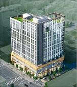 반도건설, 상봉역 지상 17층 주상복합 400억 규모 수주