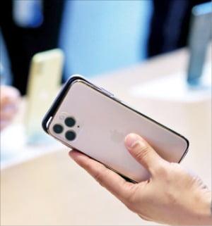 """아이폰11 국내서 공식 출시…""""인덕션 디자인?…볼 만한데요"""""""