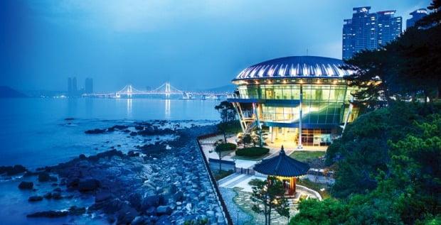 부산 해운대 누리마루 APEC 하우스. 한국관광공사 제공
