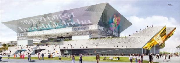 고양 킨텍스, 서남아시아 거점 내년 출범…20년 운영권 따낸 인디아컨벤션센터 완공