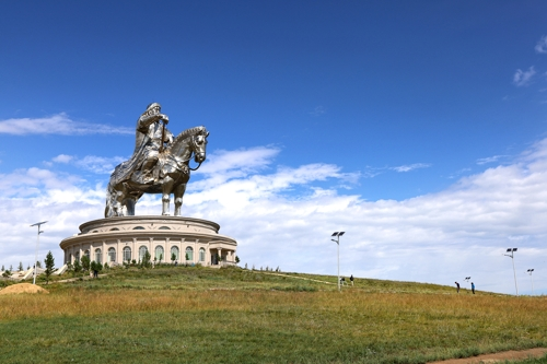 [East of Mongolia] ① 13세기 시간여행