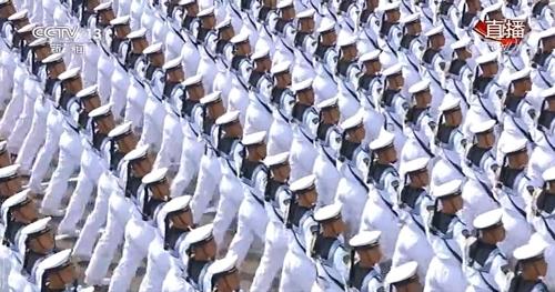 中, 역대 톈안먼 열병식 어땠나…이번이 16번째