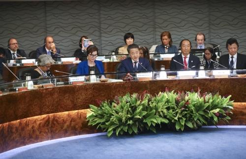 한국, WHO 서태평양 의장국 선출…내년 '집행이사국' 내정