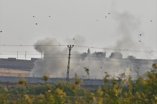 터키, 시리아 쿠르드족 공격 강행…'평화의 샘' 작전 개시(종합3보)