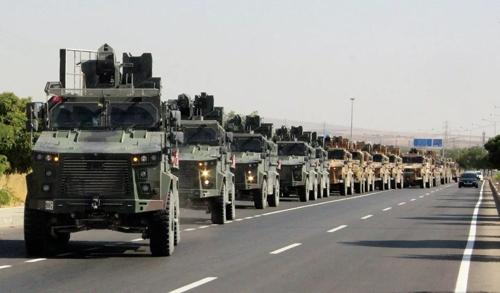 국제사회, 터키의 시리아 군사작전에 '비난·우려' 표시