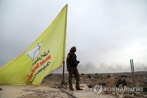 터키군 침공으로 궁지에 몰린 시리아 쿠르드족 주요 일지