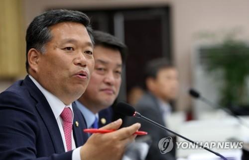 """김종회 """"수협 조합장 당선자 22%, 입건돼…금품선거 심화"""""""