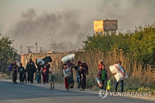 중동 이슬람권, '시리아 공격' 터키 한목소리 규탄