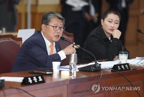 """[국감현장] """"대구경찰청 국감 현장시찰로 대체 잘못된 일""""(종합)"""