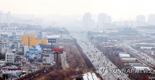 """""""경부고속도로, 대기오염 물질 배출 가장 많은 고속도로"""""""
