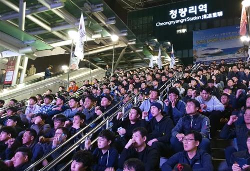 """철도노조 """"11일 총파업 돌입""""…청량리역서 총회"""