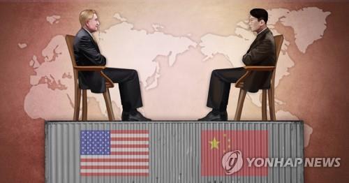 """미중, 워싱턴서 고위급무역협상…트럼프 """"11일 中부총리 만날것"""""""