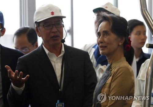 일본, 미얀마 특별경제구역 외국인투자 36%로 1위