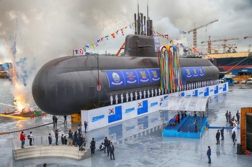 대우조선, 3000t급 잠수함·LNG선 등 1조5600억원 수주