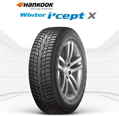 한국타이어 겨울용 SUV 타이어 '윈터 아이셉트 X' 출시