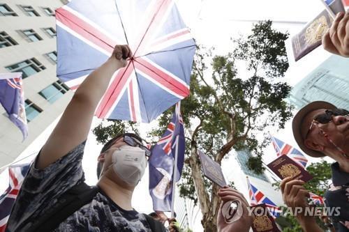 """駐英 중국대사 """"英 일부 정치인, 홍콩을 여전히 식민지 취급"""""""
