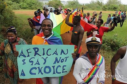 우간다, 동성애자 극형 처벌 법안 5년만에 재추진