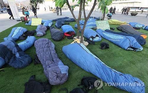 """""""침낭, 보온성·세탁 후 뭉침 정도에서 제품별 차이"""""""