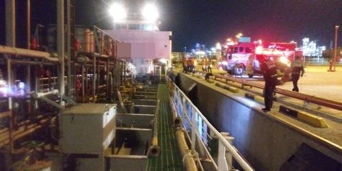 광양해상 기름유출ㆍ여수항 해상 추락사…주말 사고로 얼룩