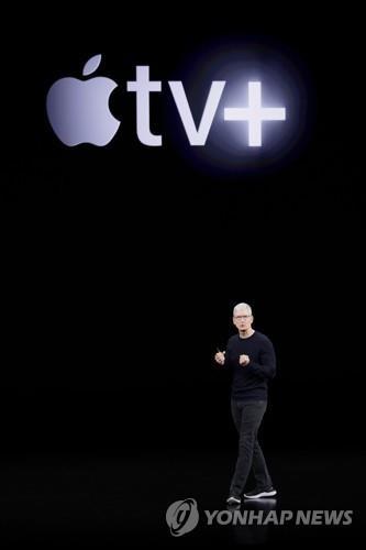 """애플, TV+ 운영자에 """"중국 부정적으로 그리지 말라"""" 지시"""