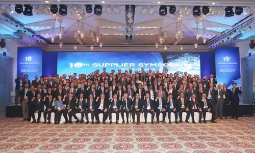KAI '서플라이어 심포지엄'…KF-X 양산시 수출 공급망 협의