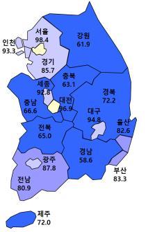 """상한제 조정안 발표에 """"주택사업경기 좋아질 것"""" 기대감 상승"""