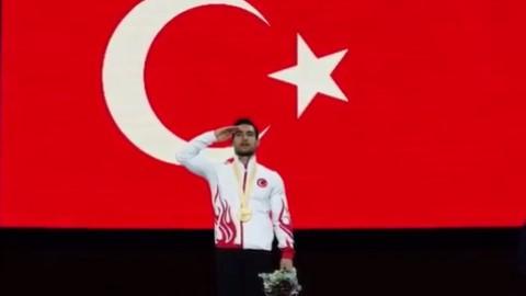 터키 선수 거수경례 비판에 터키 국방부 '맞불'