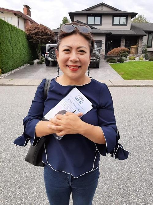 캐나다 총선 한인 최초 연방 하원의원 탄생…교사 출신 넬리 신