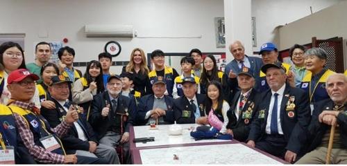 국내 청소년 사절단 21명, 터키 방문…韓 참전용사에 감사 표시