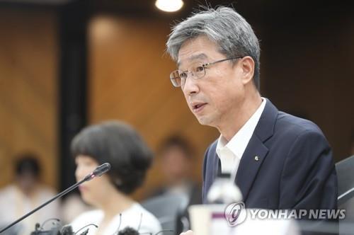허인 국민은행장 차기 행장후보로 선정…사실상 연임 확정