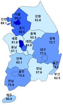 10월 전국 아파트 2만2000여가구 입주…전달보다 33% 감소