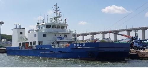 해수부 선박 140척, 2030년까지 모두 친환경 선박으로 대체