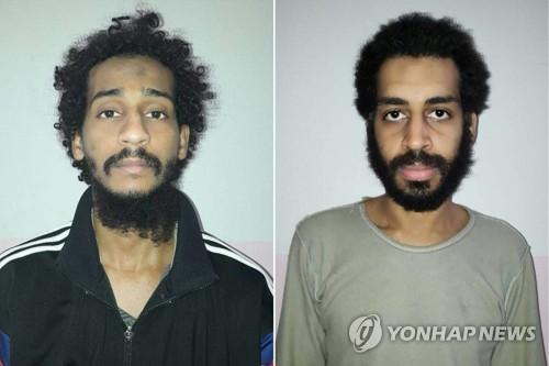 美, 살인·고문 자행 英출신 '악질' IS 대원들 미국 이송 나서