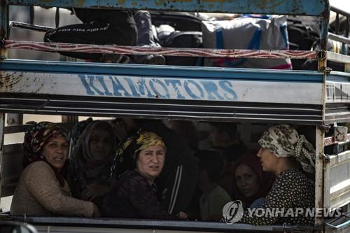 """美, '조건부 제재' 꺼내며 엄포…터키 """"뭐래도 안멈춘다""""(종합2보)"""