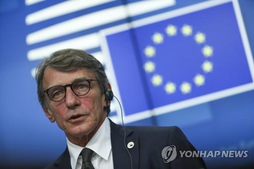 유럽의회 의장, EU 정상들에 '브렉시트 연기 승인' 촉구