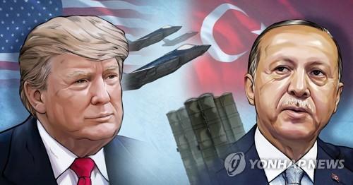 """美 """"터키 경제 끝장""""…'제재 단행' 트럼프 행정명령 서명 준비(종합)"""