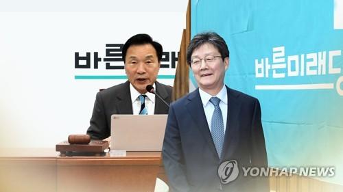 바른미래 '12월초 분당' 가시화…'孫 vs 劉' 작심 비난전