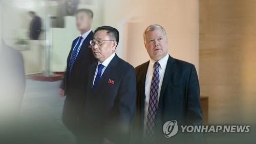 北美 '스톡홀름 담판' 노딜…비핵화협상 하노이회담前 후퇴