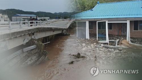 강원 태풍 미탁 피해액 402억원…특별재난지역 추가 선포되나