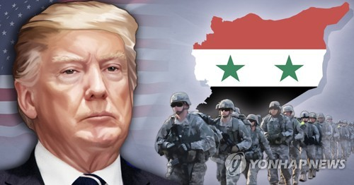 """""""북부 시리아 주둔 모든 미군 병력, 시리아 떠나라고 지시받아"""""""