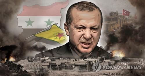 """유엔 사무총장 """"쿠르드족 인도적 위기 우려…긴장 낮춰야"""""""