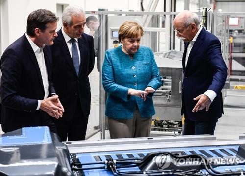 """""""'유로존 성장엔진' 독일 이미 경기침체에 빠졌을 수도"""""""