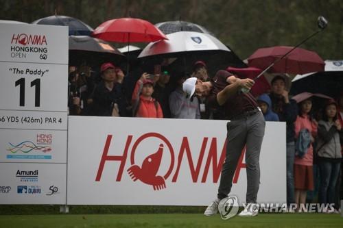 11월 홍콩오픈 골프대회, 예정대로 개최…스텐손 등 출전