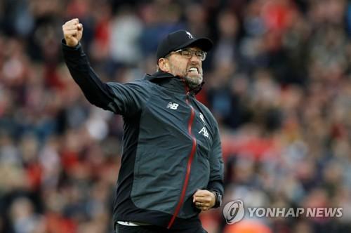 리버풀 클롭, EPL 9월의 감독 선정…2개월 연속 수상
