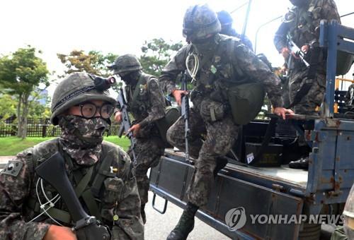 육군 35사단, 14∼18일 전북 전역서 전술훈련 실시