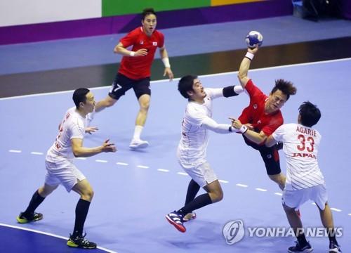 남자 핸드볼 대표팀, 도쿄 올림픽 예선 대회 앞두고 15일 출국