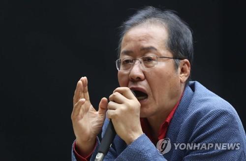"""한국당 """"서초동 집회는 여권이 앞장선 '관제집회'…曺 파면해야"""""""