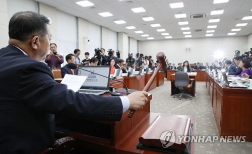 국회, 국정감사 8일째…서울대·권익위 국감 '조국 공방' 최고조