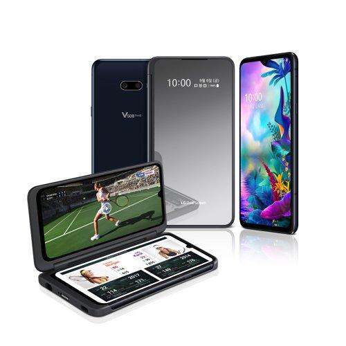 LG V50S 씽큐 오늘 출시…이통사 공시지원금 최고 35만원