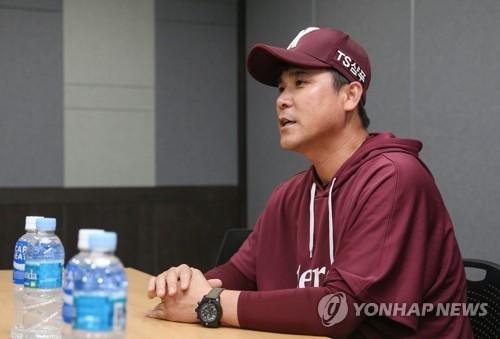 """SK 다시 만나는 키움 장정석 감독 """"만회할 기회 줘서 고마워"""""""